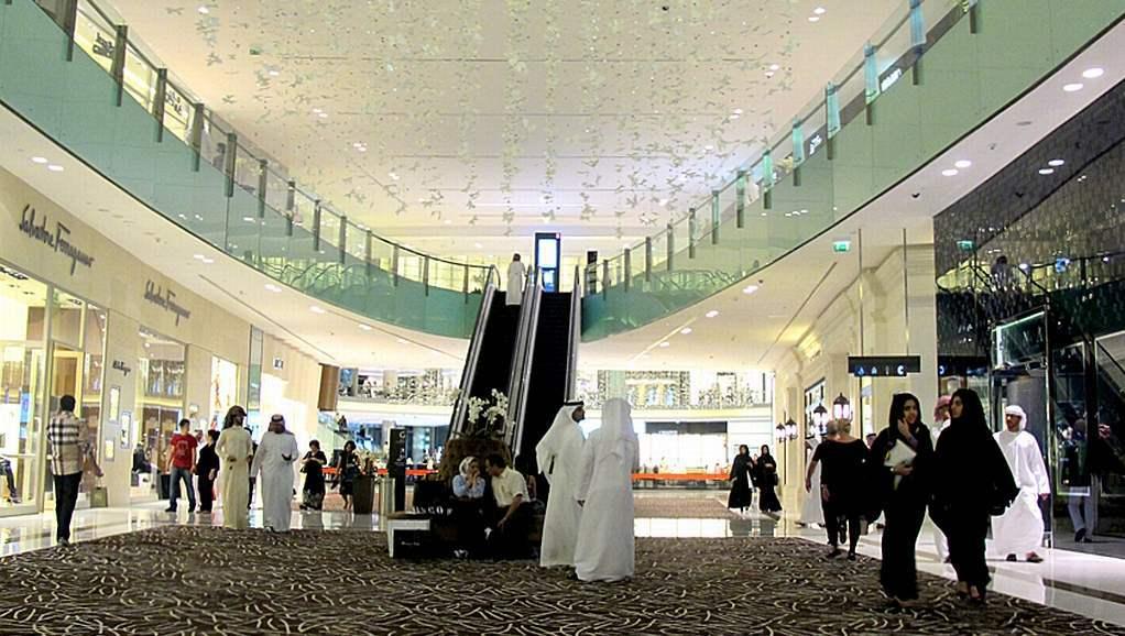 The Dubai Mall  Shops Location Map Hotels Restaurants