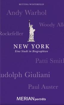 New York Reiseführer Vergleichtest - Cover MERIAN portraets New York - small