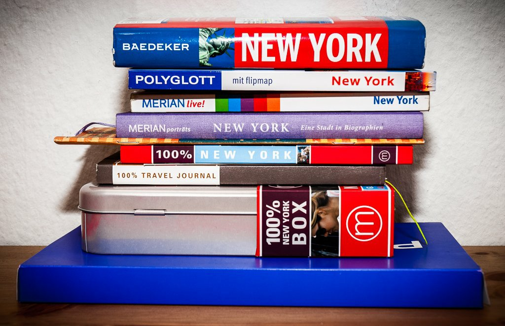 New York Reiseführer Vergleichstest - Baedeker New York - www.reise-berichten.de