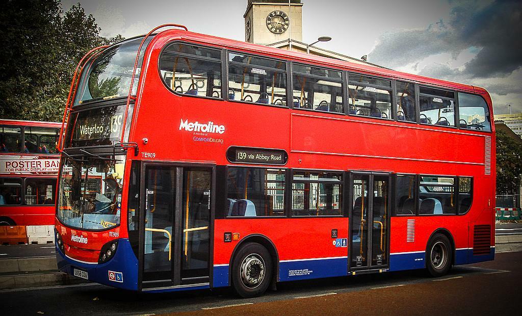 Sprachreisen England - Englisch lernen in London - www.reise-berichten.de-7
