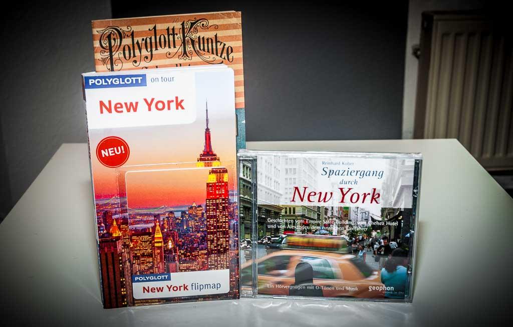 New York Gewinnspiel – Mitmachen und tolle New York Reiseführer Pakete gewinnen - 2