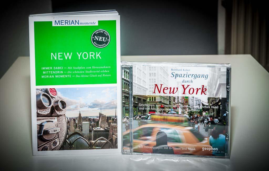 New York Gewinnspiel – Mitmachen und tolle New York Reiseführer Pakete gewinnen - 3