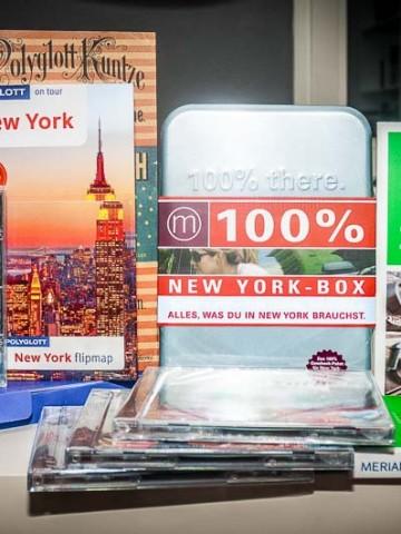 New York Gewinnspiel – Mitmachen und tolle New York Reiseführer Pakete gewinnen