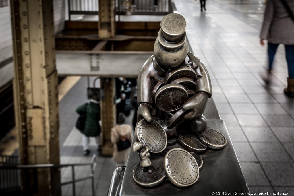 New York - Mit der NYC Subway Art Tour durch das größte Kunstmuseum der Welt – die New Yorker U-Bahn - reise-berichten.de - 13