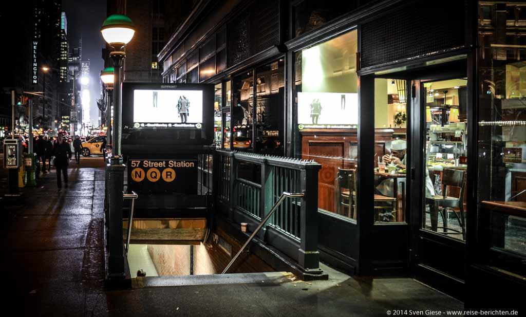 New York - Mit der NYC Subway Art Tour durch das größte Kunstmuseum der Welt – die New Yorker U-Bahn - reise-berichten.de - 2