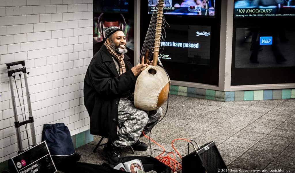 New York - Mit der NYC Subway Art Tour durch das größte Kunstmuseum der Welt – die New Yorker U-Bahn - reise-berichten.de - 3
