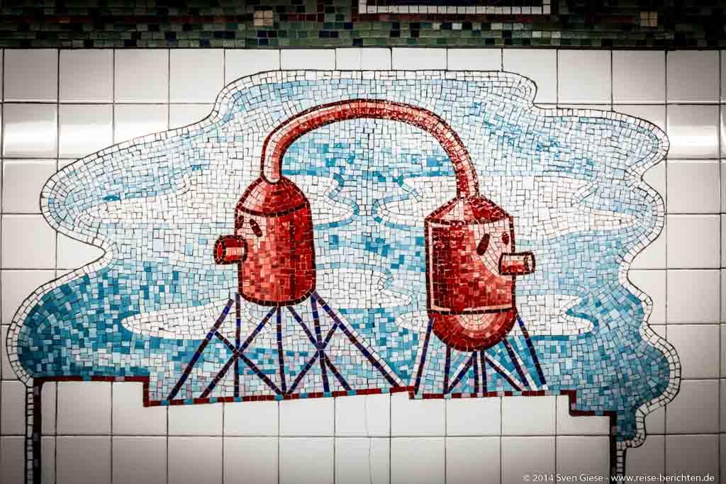 New York - Mit der NYC Subway Art Tour durch das größte Kunstmuseum der Welt – die New Yorker U-Bahn - reise-berichten.de - 6