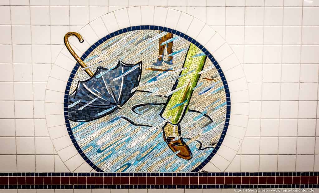 New York - Mit der NYC Subway Art Tour durch das größte Kunstmuseum der Welt – die New Yorker U-Bahn - reise-berichten.de - 8
